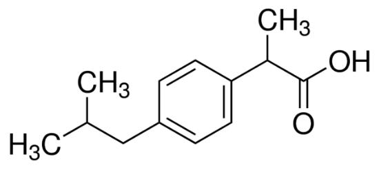 图片 布洛芬,Ibuprofen;≥98% (HPLC)