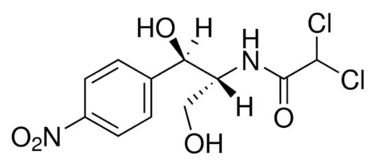图片 氯霉素,Chloramphenicol;VETRANAL®, analytical standard, ≥98% (HPLC)