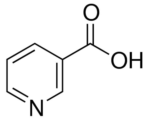 图片 烟酸 [维生素B3],Nicotinic acid;meets USP testing specifications, 99.0-101.0% dry basis