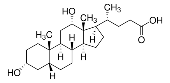 图片 脱氧胆酸 [去氧胆酸],Deoxycholic acid;≥99.0% (T)