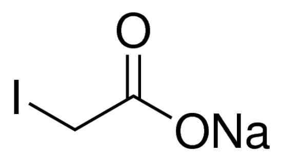 图片 碘乙酸钠 [碘代乙酸钠盐],Sodium iodoacetate;≥98%