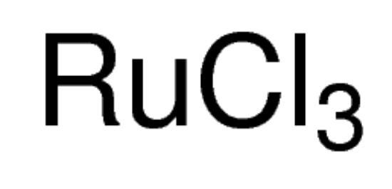 图片 三氯化钌,Ruthenium(III) chloride;Ru content 45-55%