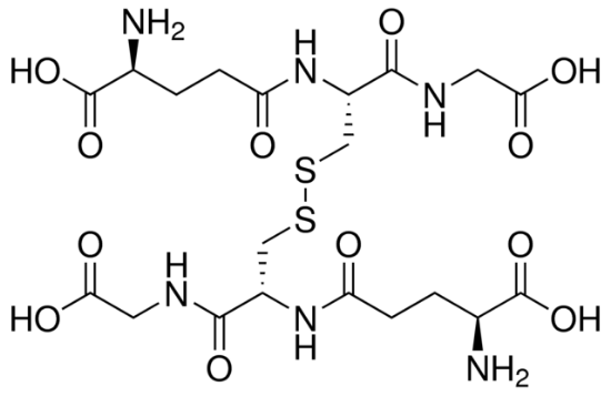 图片 L-氧化型谷胱甘肽,L-Glutathione oxidized [GSSG];PharmaGrade, Manufactured under appropriate controls for use as a raw material in pharma or biopharmaceutical production.