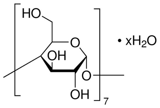 图片 β-环糊精水合物,β-Cyclodextrin hydrate;99%