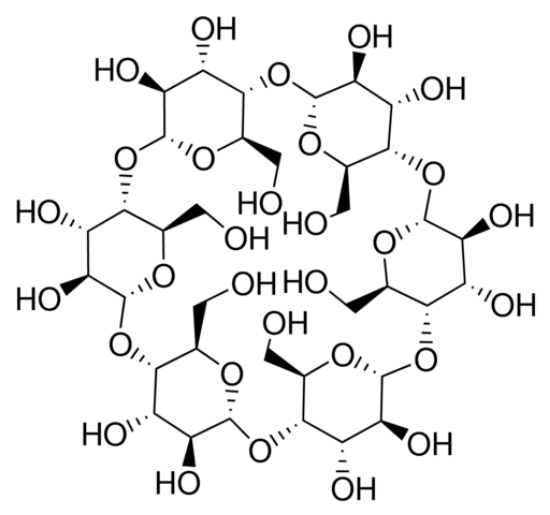 图片 α-环糊精,α-Cyclodextrin;purum, ≥98.0% (HPLC)