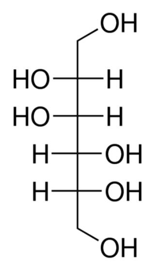 图片 D-甘露醇,D-Mannitol;meets EP, FCC, USP testing specifications