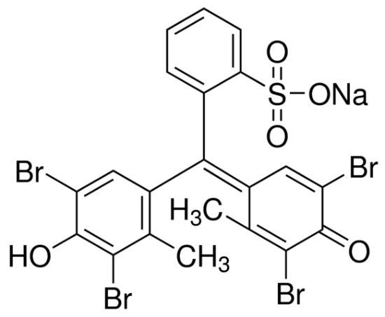 图片 溴甲酚绿钠盐,Bromocresol Green sodium salt [BCG];crystalline