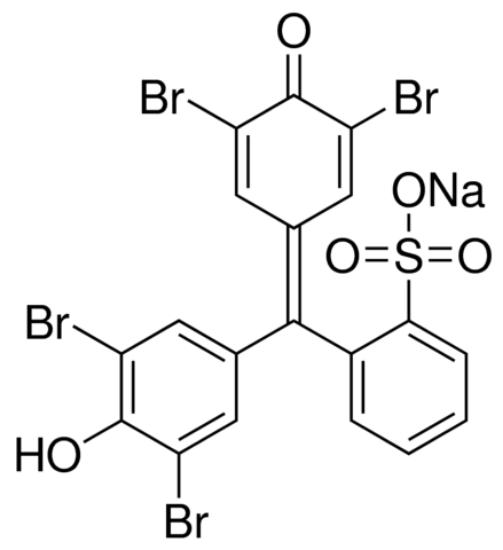 图片 溴酚蓝钠盐,Bromophenol Blue sodium salt [BPB-Na, BroB-Na];powder