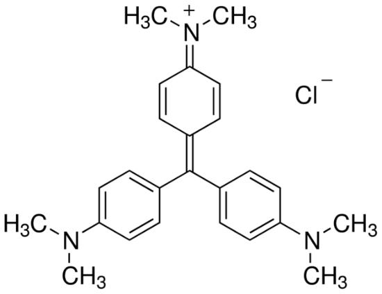 图片 结晶紫 [龙胆紫],Crystal Violet;for microscopy (Bact., Bot., Hist., Vit.), indicator (pH 0.1-2.0)