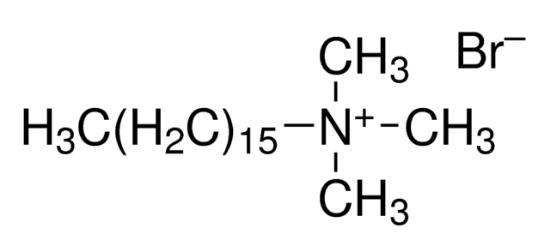 图片 溴化十六烷基三甲铵 [CTAB],Hexadecyltrimethylammonium bromide;≥96.0% (AT)
