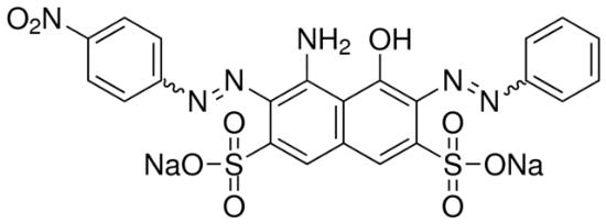 图片 萘酚蓝黑 [氨基黑10B],Naphthol Blue Black;Dye content ~50 %