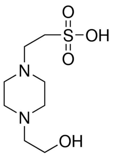 图片 羟乙基哌嗪乙硫磺酸,HEPES;anhydrous, free-flowing, Redi-Dri™, ≥99.5%