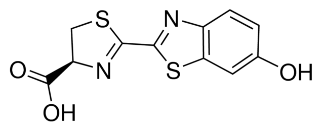 图片 D-荧光素,D-Luciferin;synthetic, BioXtra, ≥99% (HPLC)
