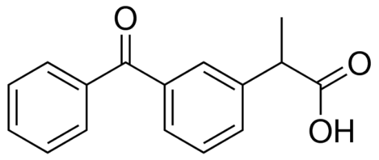 图片 酮洛芬 [酮基布洛芬],Ketoprofen;meets USP testing specifications, ≥98.5%-101.0%