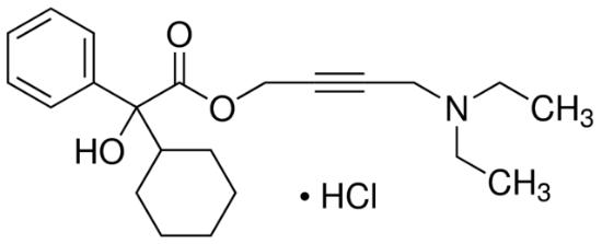 图片 盐酸奥昔布宁,Oxybutynin chloride;≥98% (TLC), powder