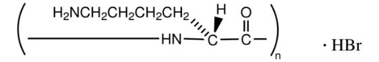 图片 多聚-D-赖氨酸氢溴酸盐,Poly-D-lysine hydrobromide [PDL];mol wt 30,000-70,000