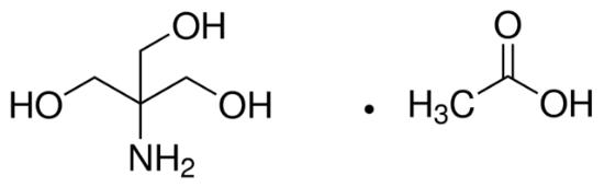 图片 三(羟甲基)氨基甲烷乙酸盐 [TRIS乙酸盐],Trizma® acetate;BioUltra, ≥99.0% (NT)