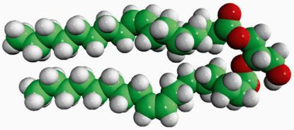 图片 1,2-二油酰基-sn-甘油 [18:1 DG, DOG],1-2-dioleoyl-sn-glycerol, neat oil;>99% (TLC)