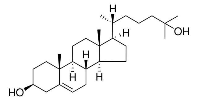 图片 25-羟基胆甾醇,25-Hydroxycholesterol [110816];cholest-5-ene-3β,25-diol, powder