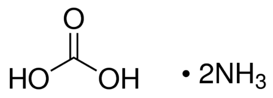 图片 碳酸铵,Ammonium carbonate;puriss., meets analytical specification of NF, Ph. Franc., FCC
