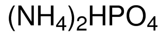 图片 磷酸氢二铵,Ammonium phosphate dibasic [DAP];reagent grade, ≥98.0%
