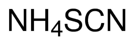 图片 硫氰酸铵,Ammonium thiocyanate;free-flowing, Redi-Dri™, ACS reagent, ≥97.5%