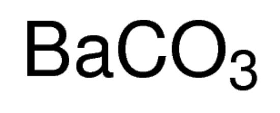 图片 碳酸钡,Barium carbonate;99.98% trace metals basis