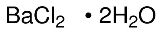 图片 氯化钡二水合物,Barium chloride dihydrate;≥99.999% trace metals basis