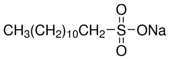 图片 十二烷基磺酸钠,Sodium 1-dodecanesulfonate;ReagentPlus®, ≥99%