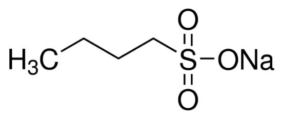 图片 1-丁烷磺酸钠,Sodium 1-butanesulfonate;suitable for ion pair chromatography, LiChropur™, ≥99.0% (T)