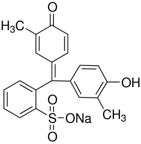 图片 甲酚红钠盐,Cresol Red sodium salt;indicator grade