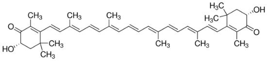 图片 虾青素,Astaxanthin [AST];≥97% (HPLC), from Blakeslea trispora