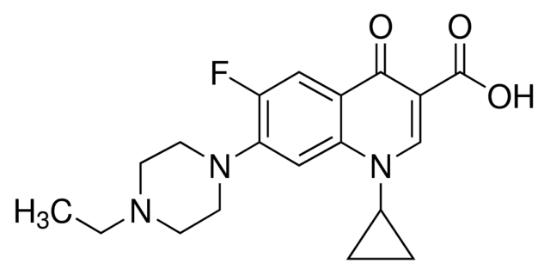 图片 恩诺沙星 [恩氟沙星],Enrofloxacin;VETRANAL®, analytical standard, ≥98.0%
