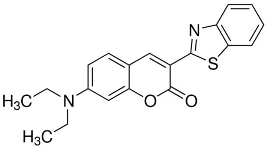图片 香豆素6,Coumarin 6;≥99%