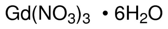 图片 硝酸钆(III)六水合物,Gadolinium(III) nitrate hexahydrate;crystals and lumps, 99.999% trace metals basis