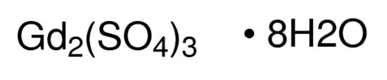 图片 硫酸钆(III)八水合物,Gadolinium(III) sulfate octahydrate;≥99.99% trace metals basis