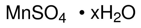 图片 硫酸锰一水合物,Manganese(II) sulfate monohydrate;meets USP testing specifications, 98.0-102.0%