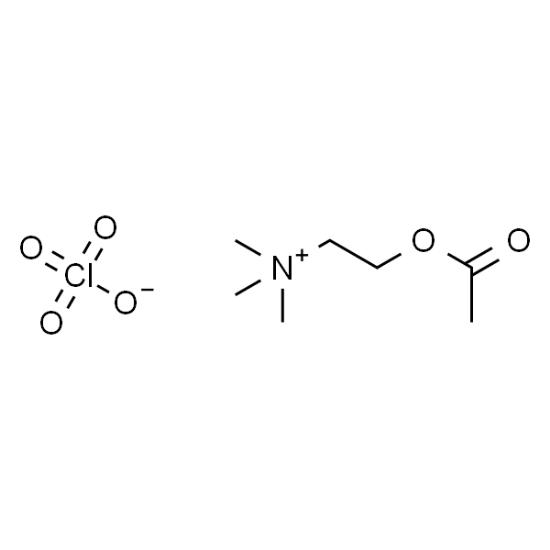 图片 乙酰胆碱高氯酸盐,Acetylcholine perchlorate [ACh];≥98.0% (TLC)