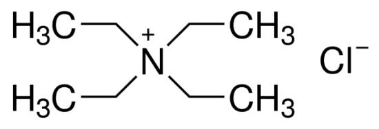 图片 四乙基氯化铵 [TEAC],Tetraethylammonium chloride;BioUltra, for molecular biology, ≥99.0% (AT)