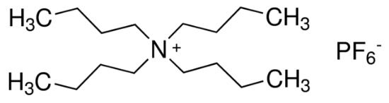 图片 四丁基六氟磷酸铵 [TBAHFP],Tetrabutylammonium hexafluorophosphate;for electrochemical analysis, ≥99.0%