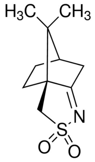 图片 (1S)-(-)-樟脑内磺酰亚胺,(1S)-(−)-Camphorsulfonylimine;99%