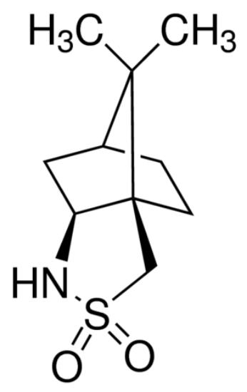 图片 (1R)-(+)-2,10-樟脑磺内酰胺,(1R)-(+)-2,10-Camphorsultam;98%