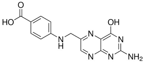 图片 蝶酸,Pteroic acid;≥93%