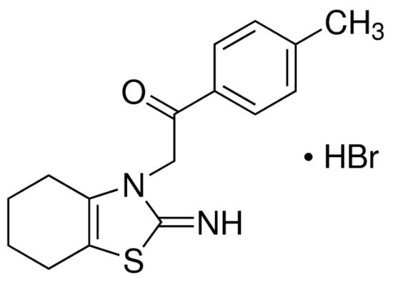 图片 吡菲他林-α,Pifithrin-α [PFT-α];≥95% (HPLC), powder