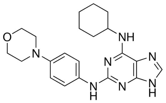 图片 逆转素,Reversine;≥98% (HPLC), solid