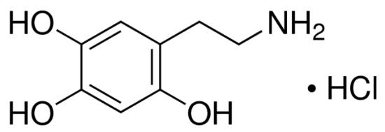 图片 6-羟基多巴胺盐酸盐,6-Hydroxydopamine hydrochloride [6-OHDA];≥97% (titration)