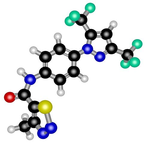 图片 YM-58483,≥98% (HPLC)