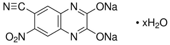 图片 CNQX二钠盐水合物,CNQX disodium salt hydrate;≥98% (HPLC), solid