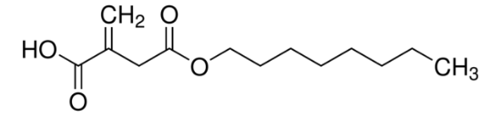 图片 4-Octyl itaconate,≥98% (HPLC)