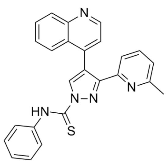 图片 A 83-01,[TGF-β RI Kinase Inhibitor IV];≥98% (HPLC)